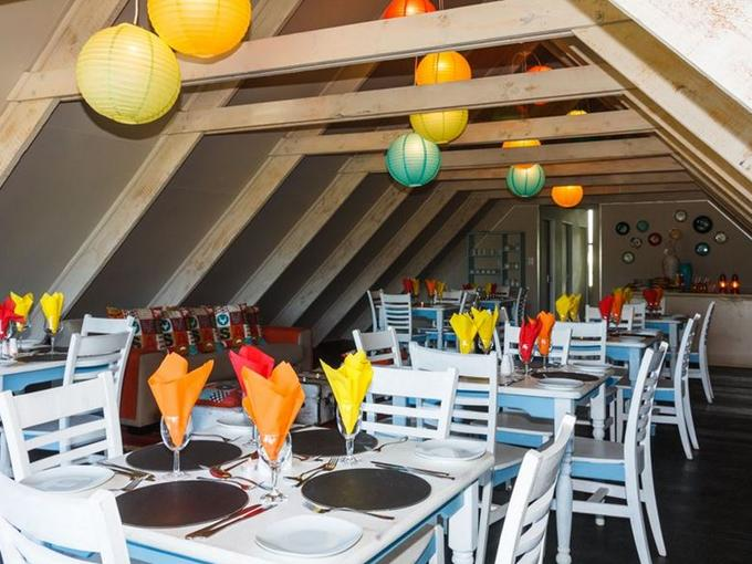 Modimolle Funky Stay - dining room