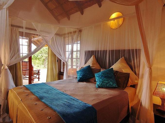 Silonque Bush Lodge - bedroom