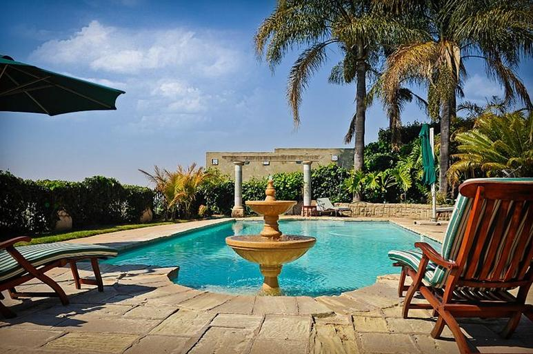 Villa Sterne - pool