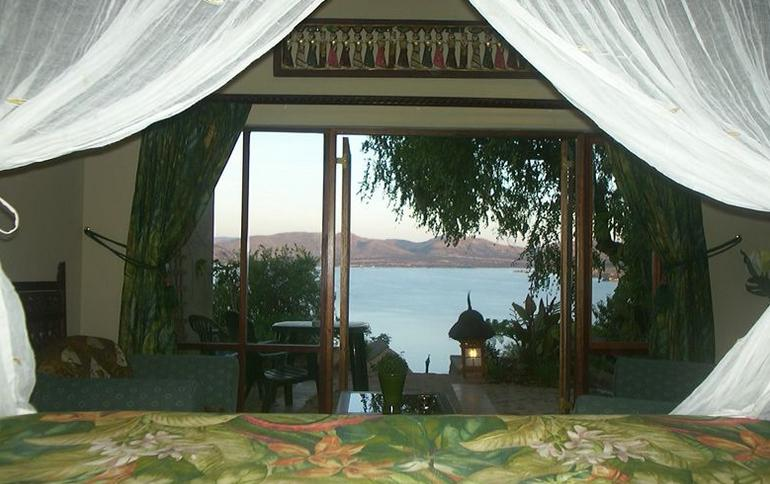 Willinga Lodge - bedroom
