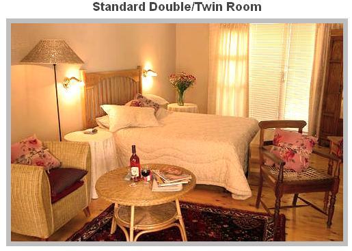 Adley House - bedroom