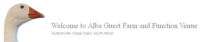 Alba Guest Farm - logo
