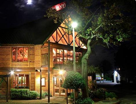 Graywood Hotel - main