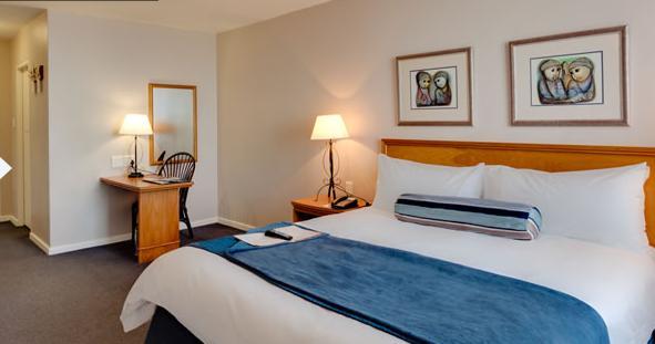 Protea Hotel Karridene - bedroom