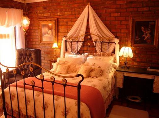 Agape Stone Cottage - bedroom