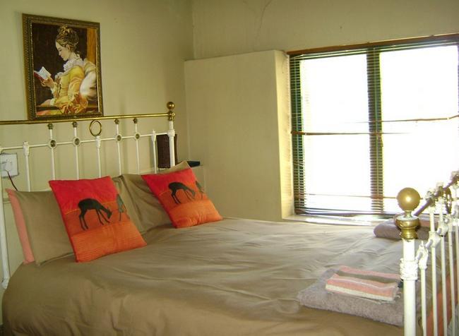 Boskloof - bedroom