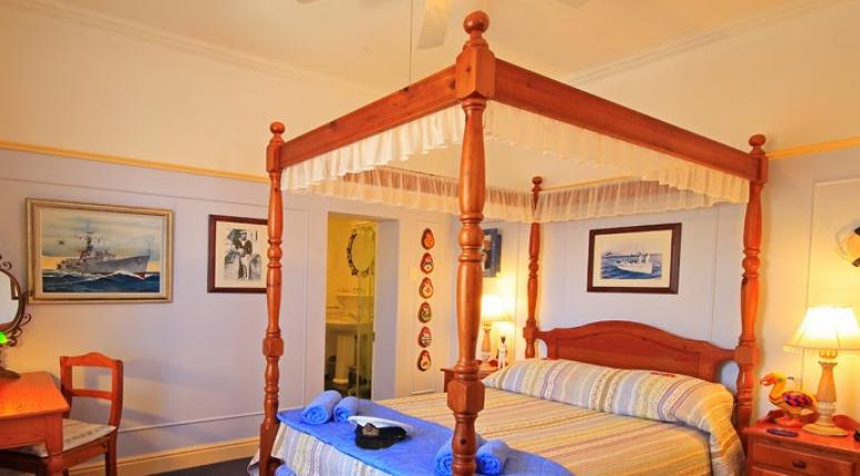 Cheriton - bedroom