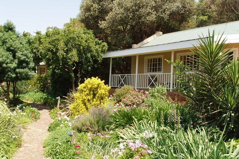 Greenhills Country Cottages - main