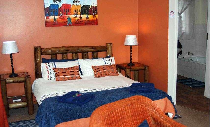 Kempton Park overnight - bedroom