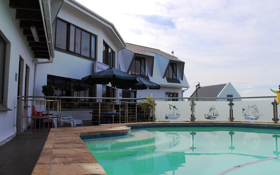 Mermaid Guest House - pool