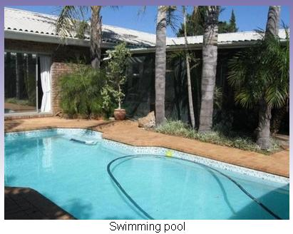The Golden Grape B&B - pool