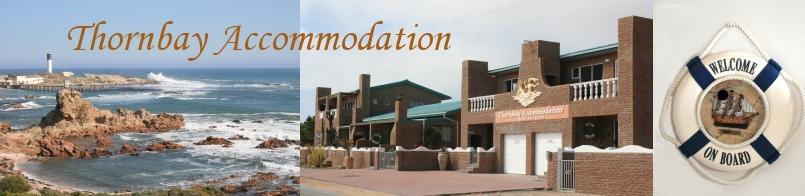 Thornbay Accommodation - logo