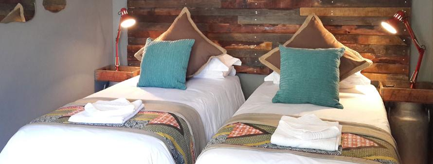 Cape Karee Guesthouse - bedroom