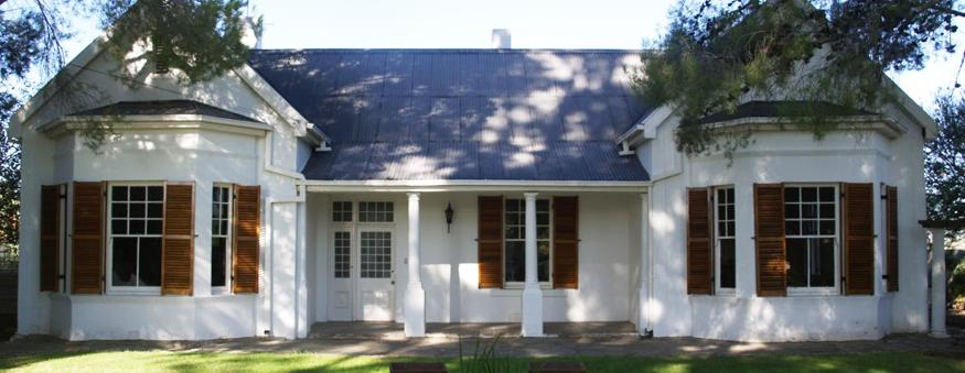 Cape Karee Guesthouse - main
