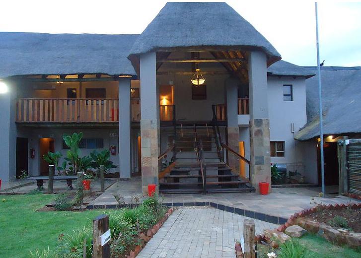 Gabbata Lodge - main