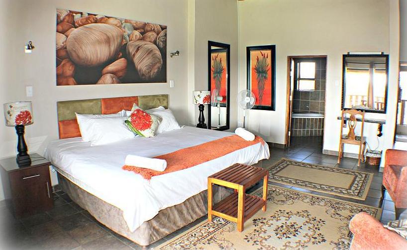 Gabbata Lodge - room