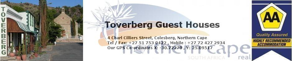 Towerberg Guest Houses - logo