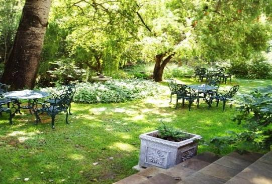 Arbour Gardens - garden