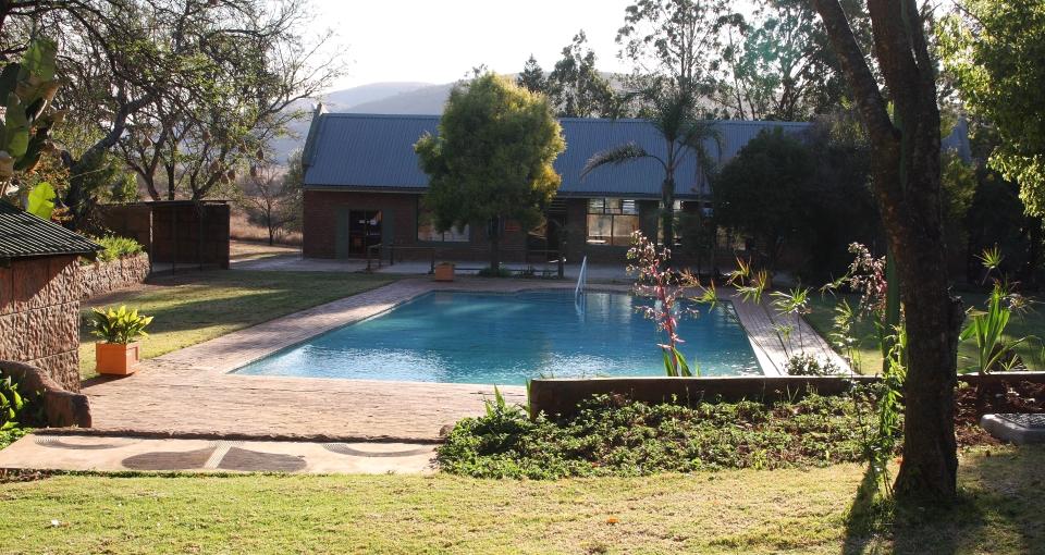 Bothania Hills - pool