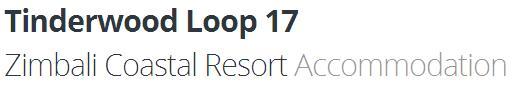 Tiinderwood Loop 17 - logo