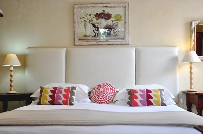 Ginnegaap - bedroom