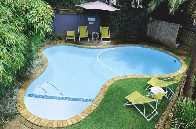 Ginnegaap - pool