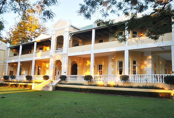 Kearsney Manor - main