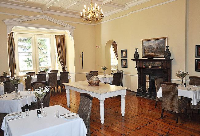 Kersney Manor - dining room