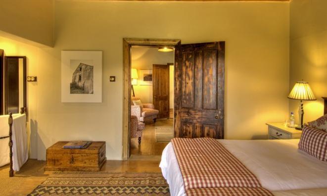 Long Hope Villa - bedroom