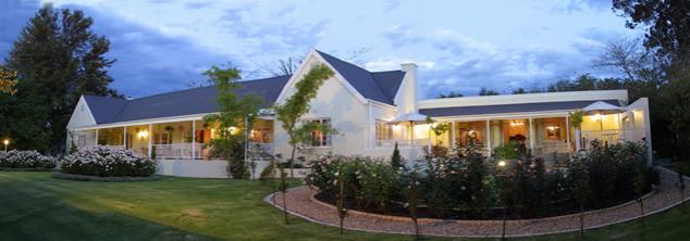 Rosenhof Country House - main