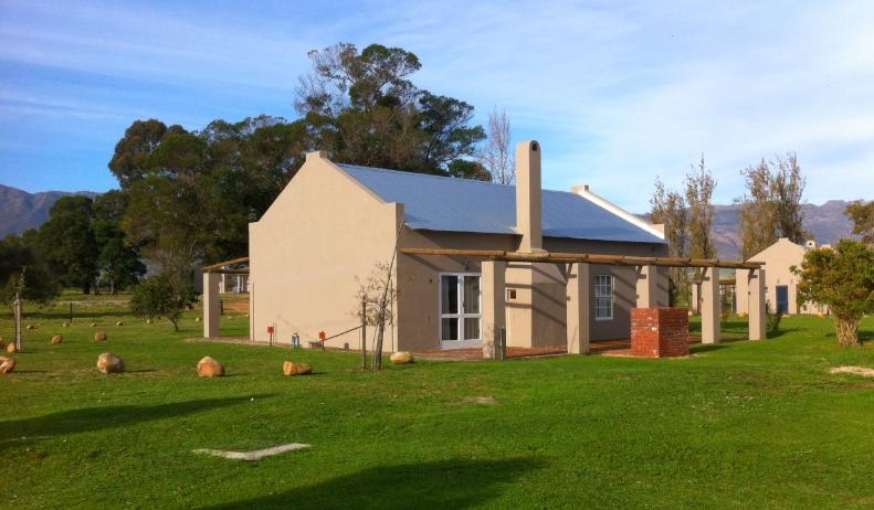Saronsberg Vineyard Cottages - main