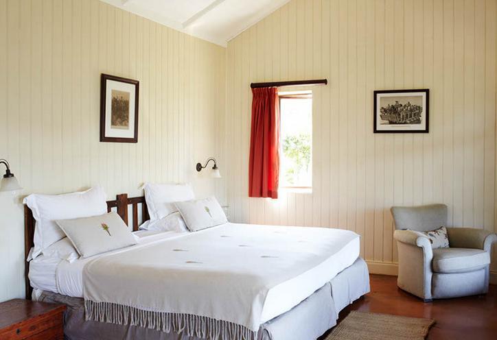 Three Trees - bedroom
