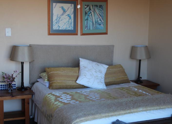 Sunbird Volksrust - bedroom