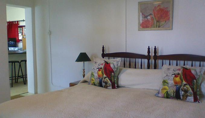 Sunbird - bedroom