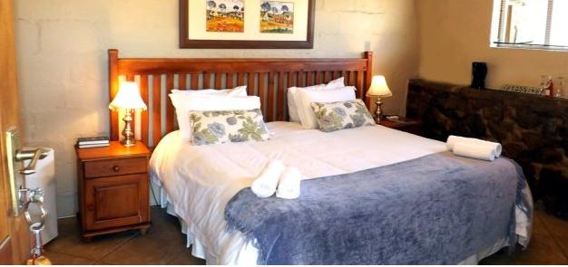 Barn Guesthouse - bedroom