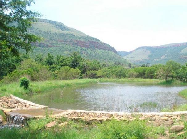 Zongororo - dam
