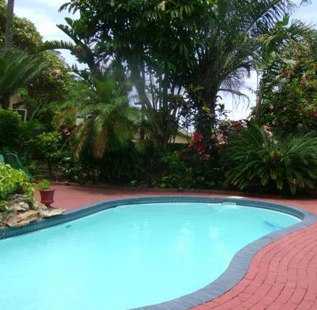 Seaside Lodge - pool