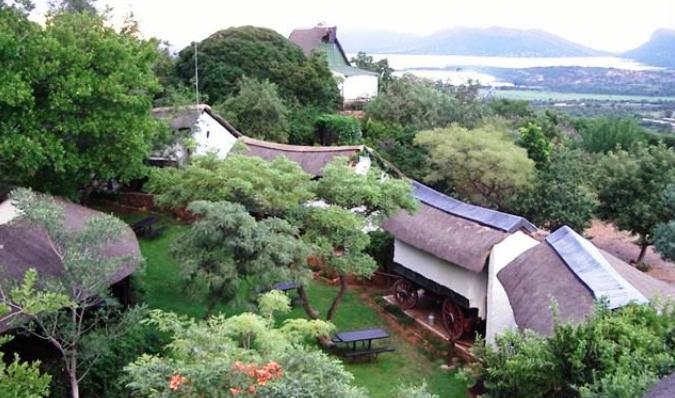 The Oxwagon Lodge - view