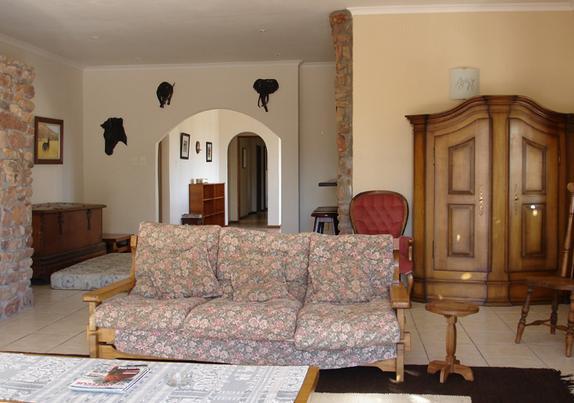 Sandveld Country - interior