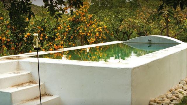 Kapteinskloof - pool