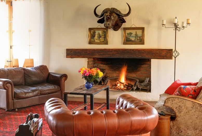 Keurfontein Country House - lounge