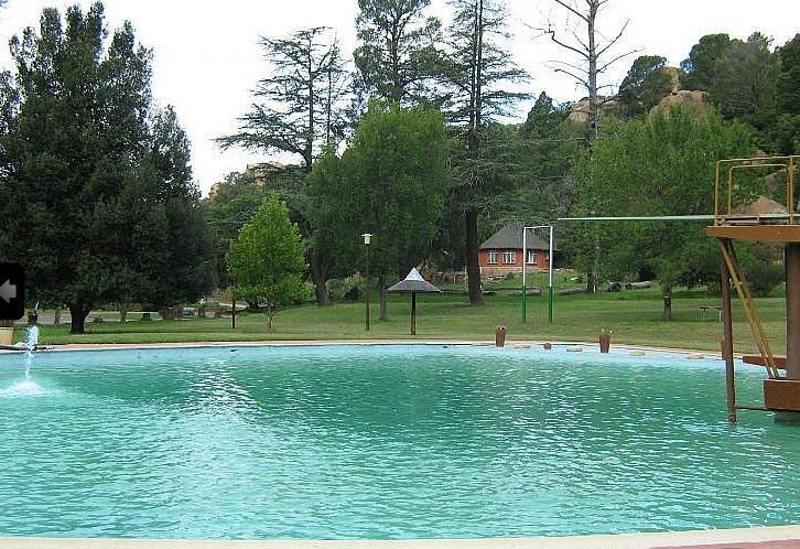 Little Rock - pool