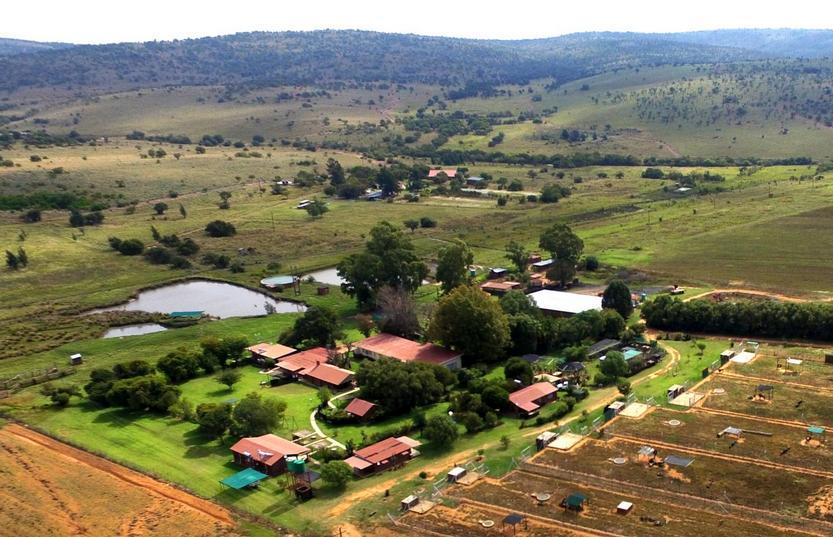 Loebies Guest Farm - main