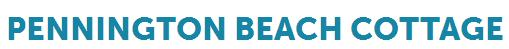 Pennington Beach Cottage - logo
