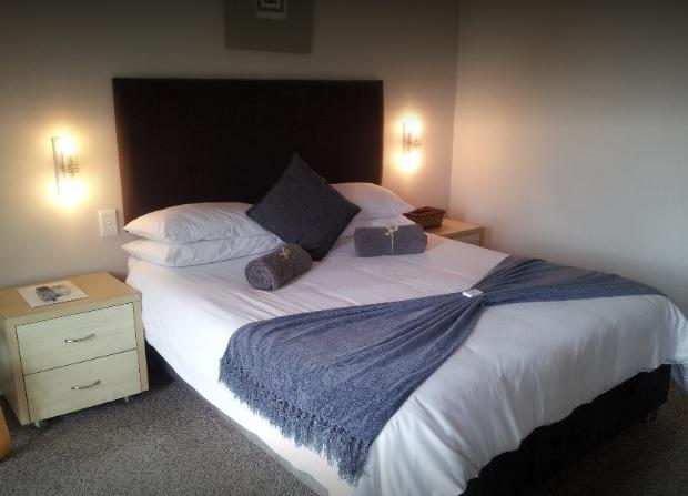 Blue Bay - bedroom
