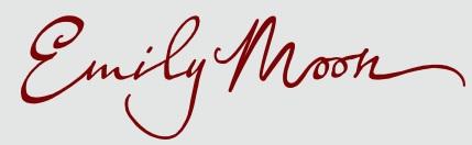 Emily Moon - logo
