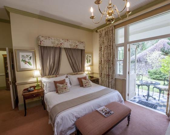 Hacklewood - bedroom