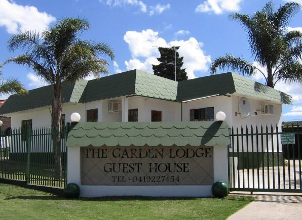 The Garden Lodge Guest House - main
