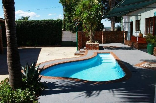 The Garden Lodge Guest House - pool