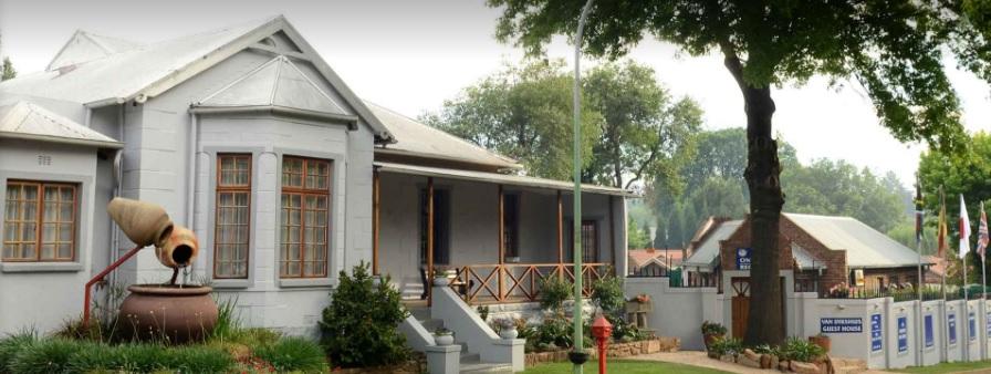 Van Dykshuis Guest House